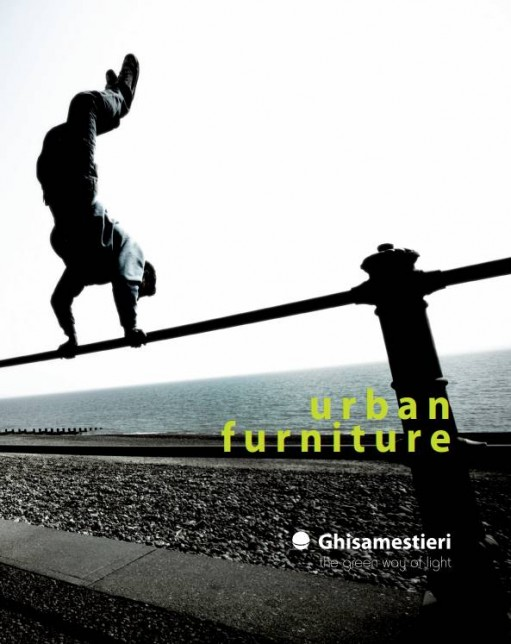 Ghisamestieri urban furniture katalogas