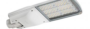 Naujas LED gatvės šviestuvas BGS213 iš PHILIPS