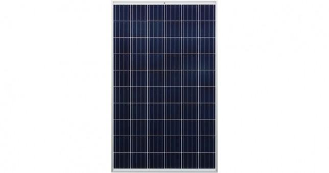 Saulės panelė 270 Wp / Poly: Patikimas sprendimas (RJ)