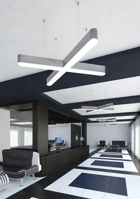 Šviestuvas X LED