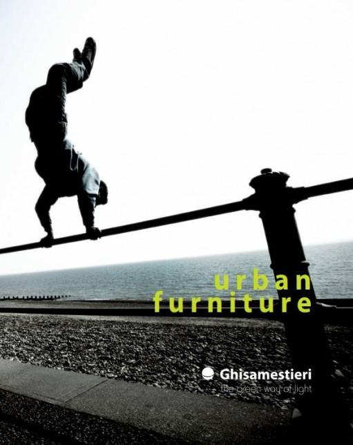 Ghisamestieri urban furniture katalogas