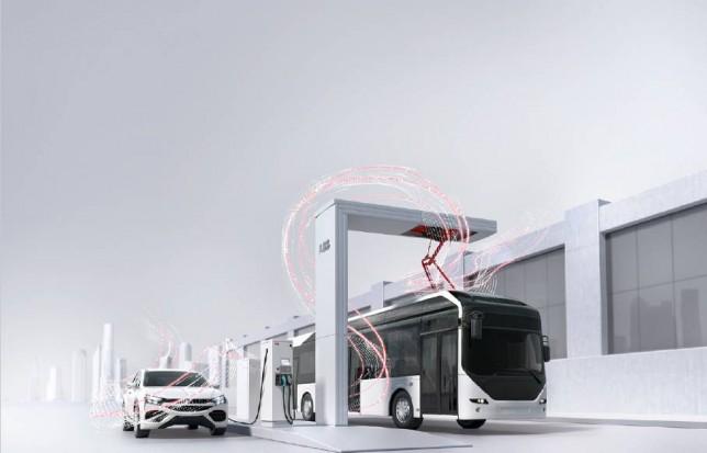 Įkrovimo stotelės ABB E-Mobility