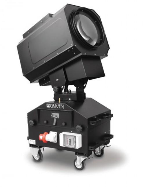 Grafikos prožektorius Tracer MK2 4000